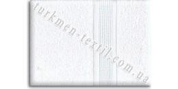 Полотенце 40х80 см белого цвета 400 г/м2